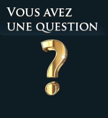 Vous avez une question ? Contactez nous
