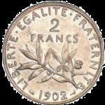 2-francs