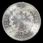 50-Francs-Hercule-Argent-Pieces-Francaises-Revers