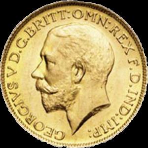 souverain-piece-or-georges-V-recto