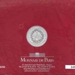 2000 ANS DE MONNAIES FRANCAISES VERSO