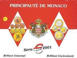 FDC MONACO 2001