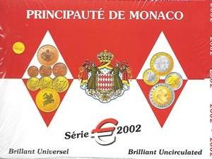 FDC MONACO 2002