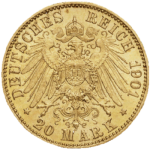 ReichMark_20_Prusse_GuillaumeII_R
