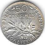 0,50 F 19130002